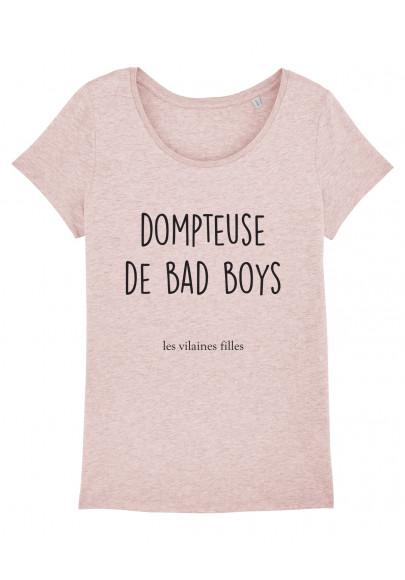 Tee-shirt col Dompteuse de bad boys bio