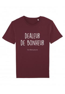 Tee-shirt homme Dealeur de bonheur bio