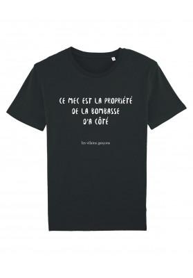 Tee-shirt homme  Ce mec est la propriete