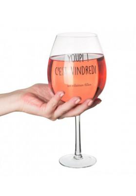 Verre à vin XL 75cl