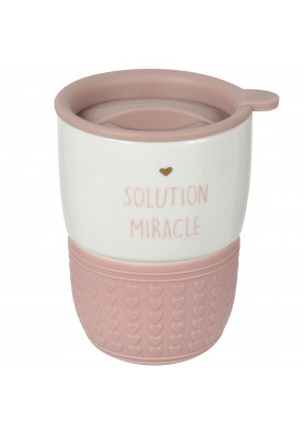 Mug Take away  Solution miracle