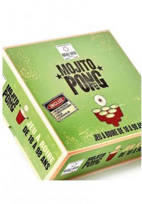 Jeu Mojito pong