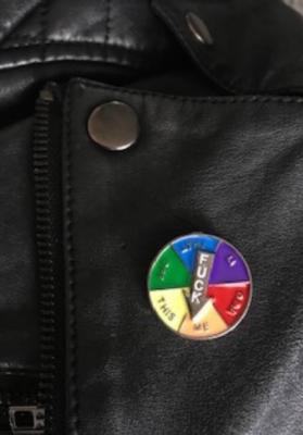 Pin's Fuck roulette