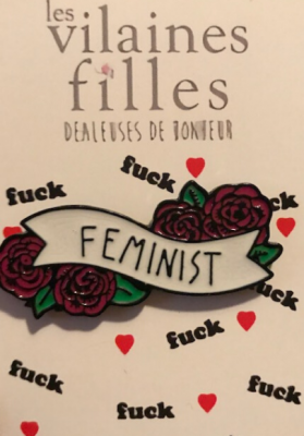 Pin's Feminist
