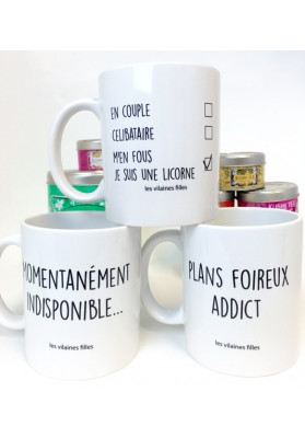 Mug Plans foireux addict