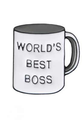 Pin's Best boss