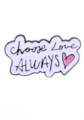 Pin's Love love love