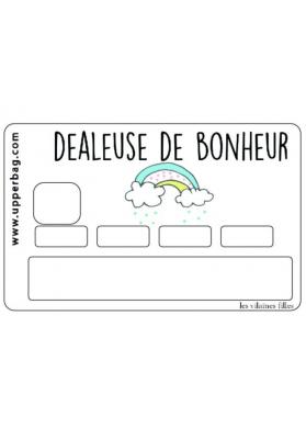 Sticker pour Dealeuse de bonheur