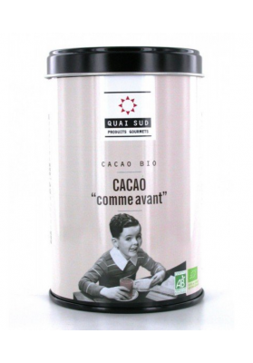 Cacao comme avant