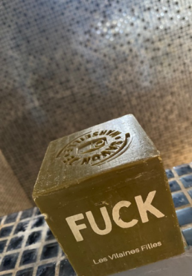 Savon de marseille FUCK