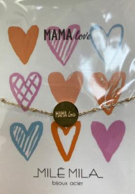 Bracelet Mama love Mile mila