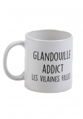 Mug  Glandouille addict