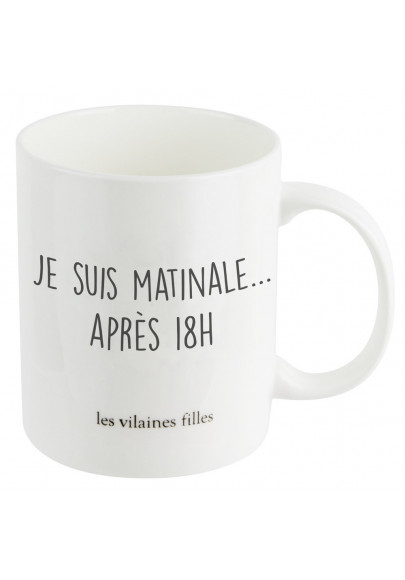 Mug Matinale après18H